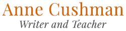 Anne Cushman Logo